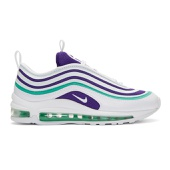 Nike White Air Max 97 Ultra 17 SE Sneakers